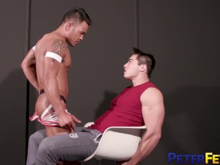 Peterfever Youth Blank Out Axel Kane Fucks Bizarre Asian Dancer
