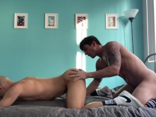 No Payne, Not Much Pleasure: Dakota Payne Fucked Cagedjock